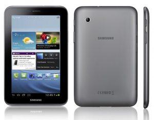 Atualização do Android 6.0 no Samsung Galaxy Tab 2