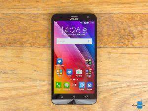 Atualização do Android 6.0 no Asus Zenfone 2 Laser