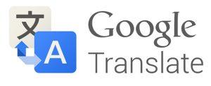 Traduzir o texto diretamente no Android