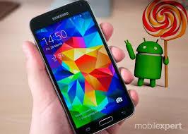 Datas de atualização do Android para Samsung