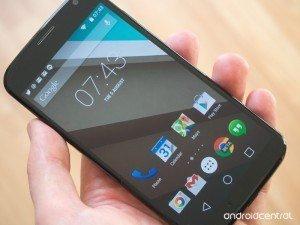 Android 5.0 Lollipop para Motorola Moto X
