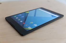 Atualizar o Android 5.0.2 no Google Nexus 9