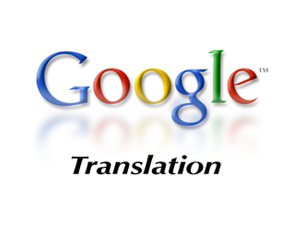 Google Translate 3.1