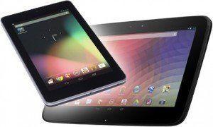 Atualizar Android Nexus 7 Wi-Fi (2013) e Nexus 10