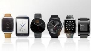 Em breve chegará o Android Wear 5.1