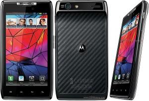 Atualize o Android na Motorola RAZR XT910
