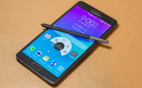Atualização do Android 6.0 no Samsung Galaxy Note 4