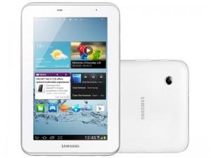 Atualização do Android 5.1 no Samsung Galaxy Tab2