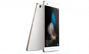 Atualização do Android 5.0 no Huawei P8