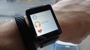 Reproduzir música em seu SmartWatch com Google Play Music