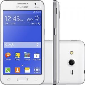 Atualização do Android 5.0 no Samsung Galaxy Core 2