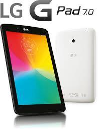 Atualizar o Android 6.0 no LG G Pad 7