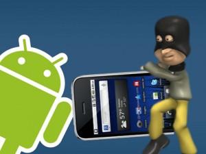 Proteção contra roubo de Google