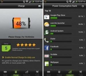 Aumentar duração da bateria no Android
