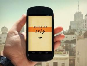 Guia de viagens para celular Android