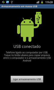 Ligar Android ao MAC via USB