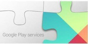 Google Play Serviços 6.1