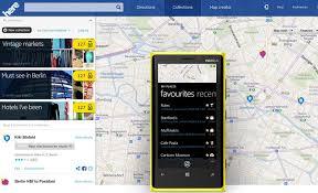 Atualize os Maps com o Nokia Here