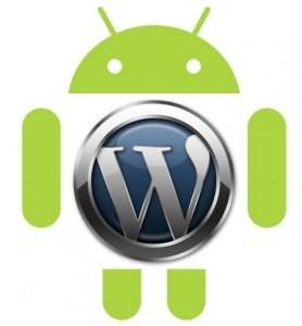 Atualização do WordPress para Android